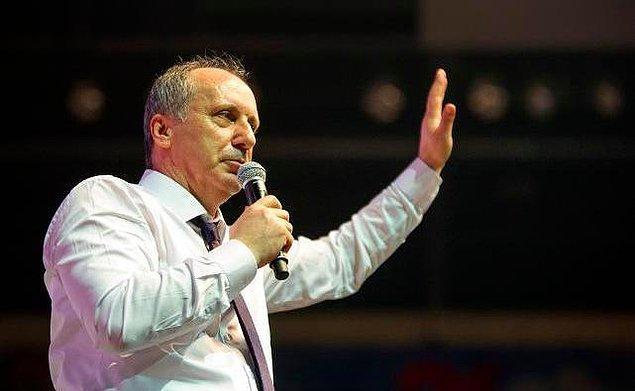📌 CHP Yalova Milletvekili Muharrem İnce, öne çıkan isimlerden biri.