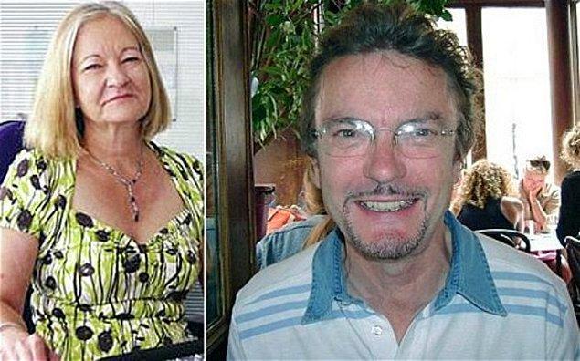 3. 56 yaşındaki Georgina Challen Viagra kutusundaki eksik hap yüzünden kocasının kafasını çekiçle ezerek öldürdü.