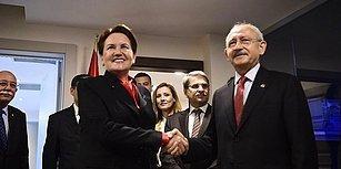 Muhalefet İttifakta Anlaştı: CHP, İYİ Parti, DP ve SP Seçime Beraber Gidiyor