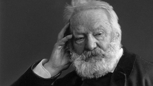 8. Victor Hugo, Yazar