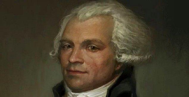 15. Maximilien Robespierre, Siyasetçi