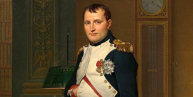 19. Napolyon Bonapart, Asker