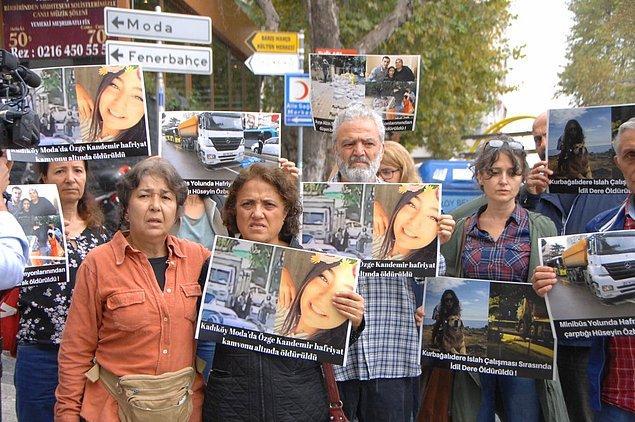 Kamyon şoförü hakkında 2 yıldan 15 yıla kadar hapis istemiyle dava açıldı
