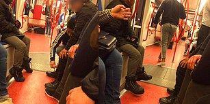 Dünya Böyle İnsanlarla Güzel! Tramvayda Ayakkabılarını Çıkartıp Bir Çocuğa Veren Genç Adam