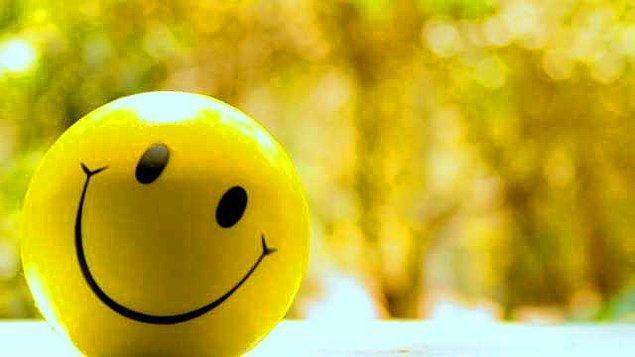 Pozitif bir karaktere bürünüyorsun!