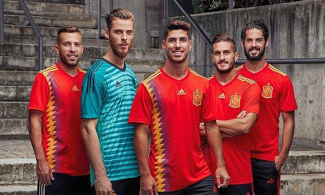 6. İspanya