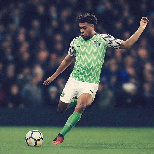 16. Nijerya