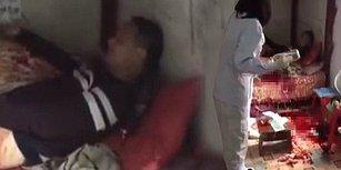 Aldatan Kocasının Cinsel Organını Kesen Kızgın Kadın