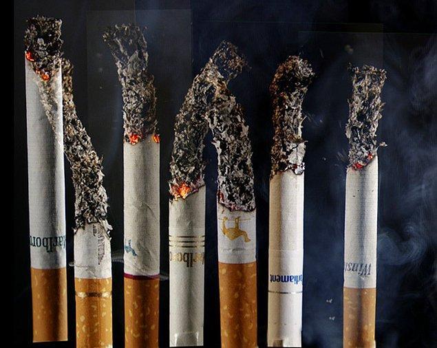 Sigara kullanmama