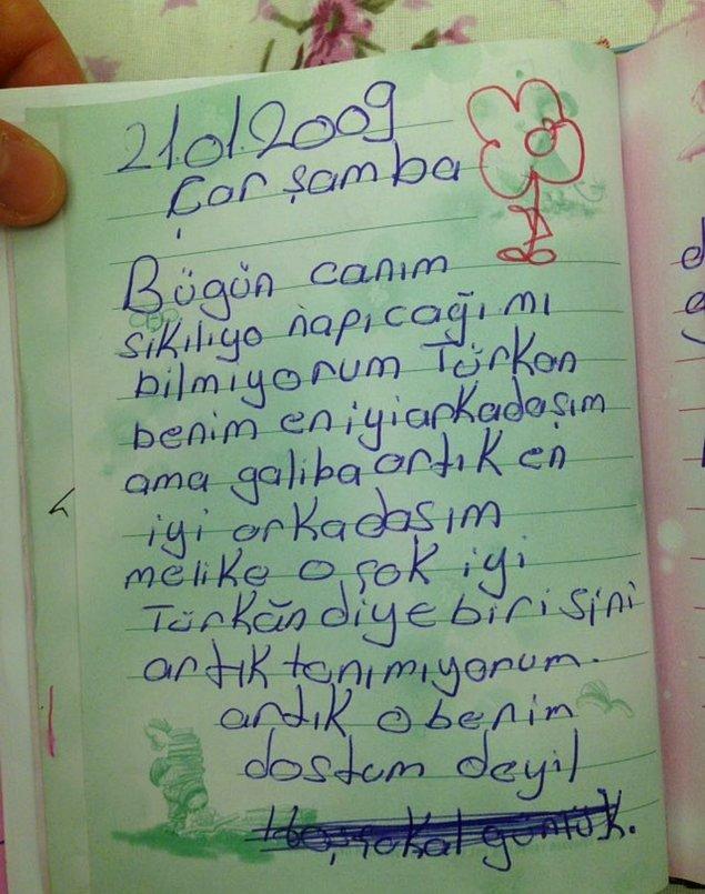 14. Hoşçakal Türkan...