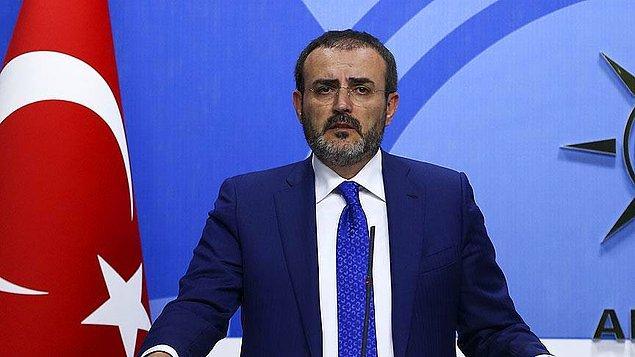 """AKP Sözcüsü Mahir Ünal ise Bahçeli'nin sözleriyle ilgili """"Bu konuda sayın Bahçeli'nin hassasiyetine katılıyoruz"""" dedi."""