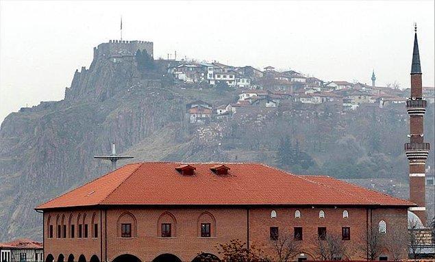 Hacı Bayram'da kılınacak Cuma namazının ardından 1.Meclis'e gidecek
