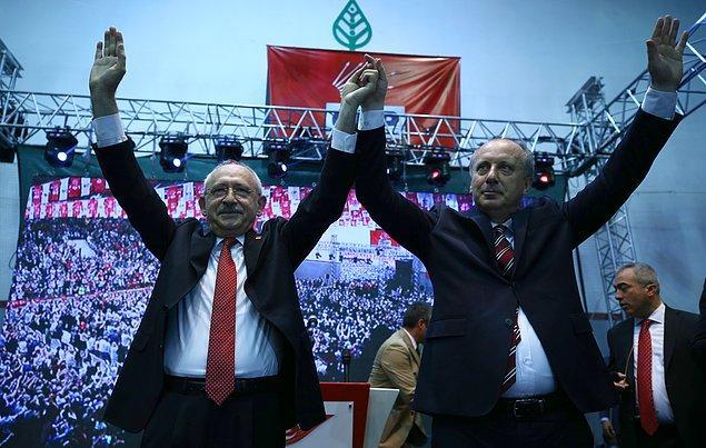 CHP'nin cumhurbaşkanı adayısosyal medyanın da gündeminde 👇