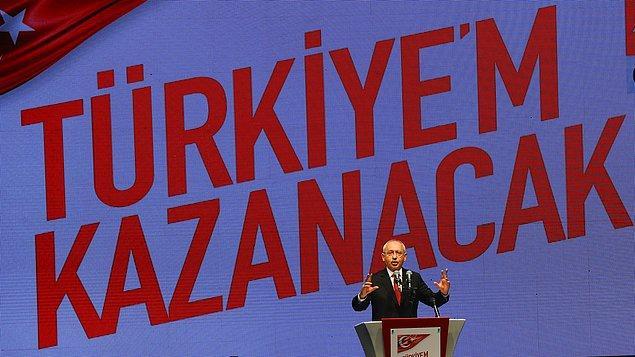 CHP Genel Başkanı Kemal Kılıçdaroğlu: '25 Haziran'da sadece İzmir'in değil, ülkenin tüm dağlarında çiçekler açacak'