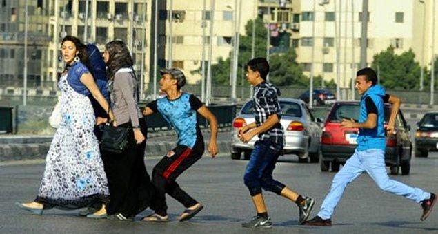 11. Cinsel tacizden şikayetçi olanlar için gidilmeyecek ülke: Mısır