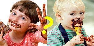 Çikolata İnsanı mısın Dondurma İnsanı mı?