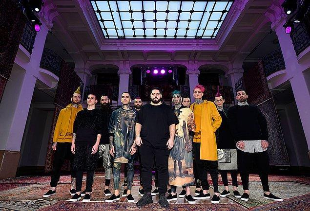 Paris Erkek Moda Haftası'nda yer alan ilk Türk marka: Les Benjamins