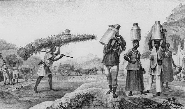 16. Günümüzde kölelik devam etseydi, bir kölenin fiyatı yaklaşık 57 bin dolar olacaktı.