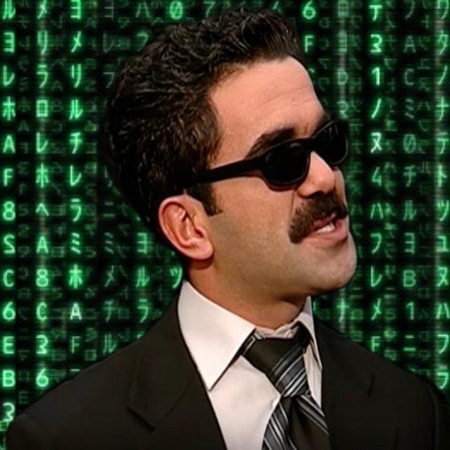 3. What is matrix?