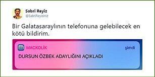 Yeniden Galatasaray Başkanlığına Aday Olan Dursun Özbek'e Tepkisini Gösteren 15 Taraftar