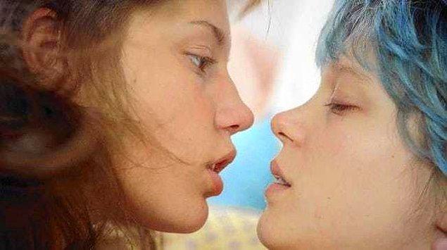 1. Lezbiyen kadınlar seks sırasında daha sık orgazma ulaşıyor.