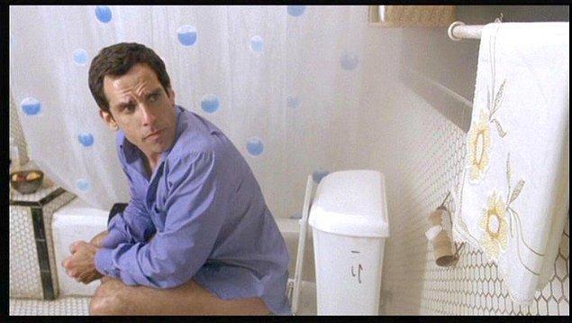 %39'u ise tuvalete düşünmeye gittiklerini belirtiyor. 💩💩