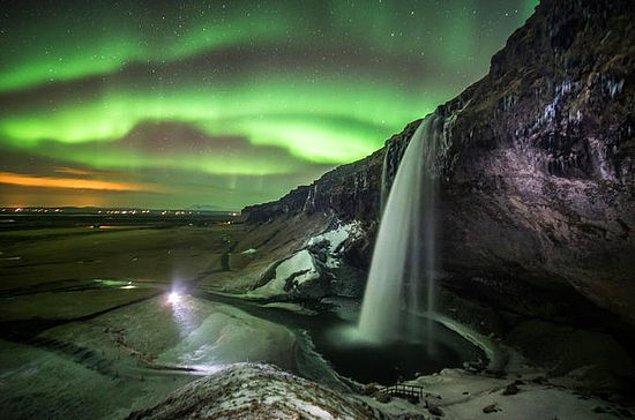 İzlanda!