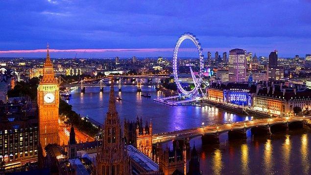 İngiltere!