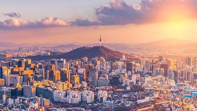 Güney Kore!