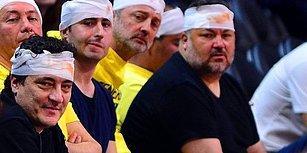Fenerbahçe Taraftarlarının Beşiktaş'a 'Sargı Bezi' Göndermesi Tepki Çekti