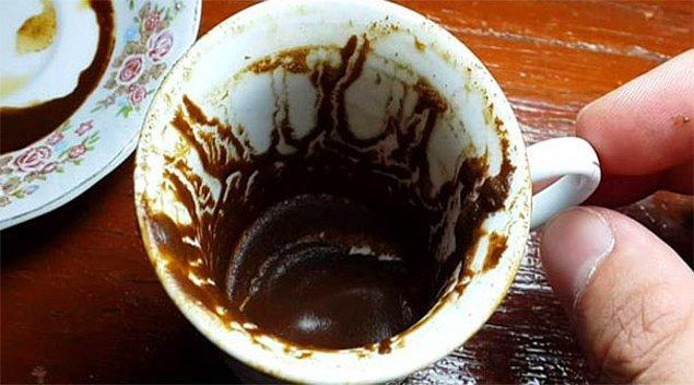 9. Kahve falına inanır mısın?