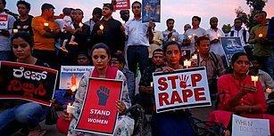 Hindistan'da Vahşet: Tecavüz Ettikleri Kızı Diri Diri Yaktılar