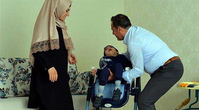 İnönü Üniversitesi'nden alınan raporda yüzde 88 engelli olduğu anlaşıldı