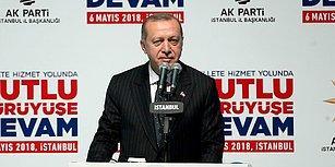 Erdoğan Seçim Vaatlerini Açıkladı: 'Bağımsız ve Tarafsız Yargı Adaletin Tecellisine Odaklanacak'