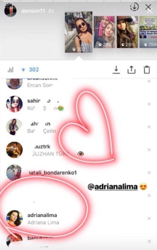 13. Adriana Lima'nın ne derece aşık olduğunu da bu hafta görmüş olduk!