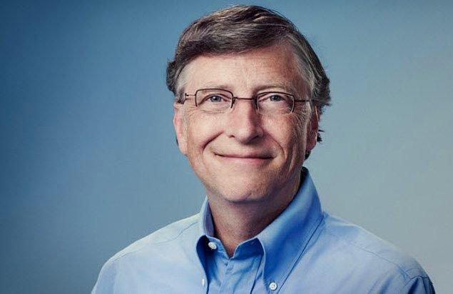 5. Bill Gates Minesweeper oyunu bağımlısı!