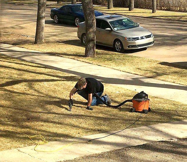 6. Bahçe temizliği çok önemli!