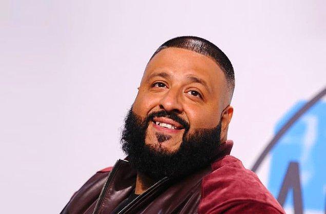 DJ Khaled, her açıklamasıyla olay olan Kanye West'ten bu hafta adeta rol çaldı.