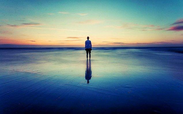 Yalnızlığı Sevmek!