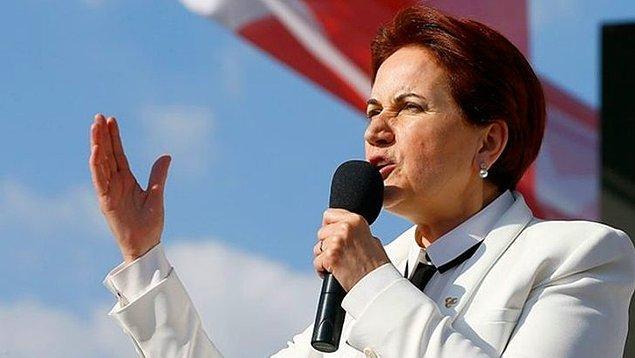 Cumhurbaşkanı adayı Meral Akşener, Twitter üzerinden yaptığı açıklamada 'Türkiye Dayanışma Fonu' kurulacağını ve 5 milyon kişinin borçlarının silineceğini vaat etti👇