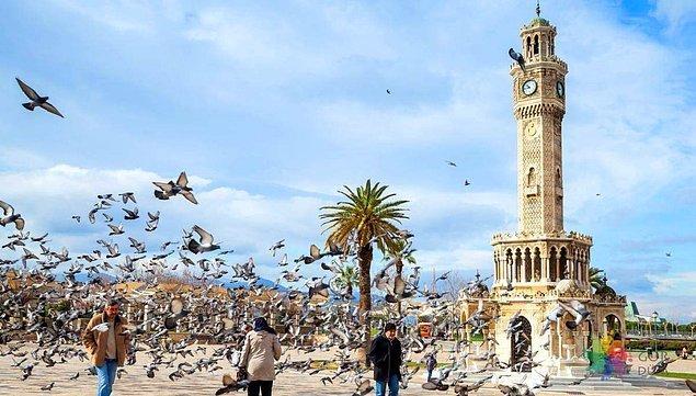 Brookings Enstitüsü'ne göre İzmir, dünyanın en hızlı büyüyen 4'üncü metropolü.