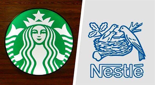 Nestle, Starbucks'ın ambalajlı ürünlerini pazarlamak, satmak ve dağıtmak için 7.15 milyar dolar ödeyecek.