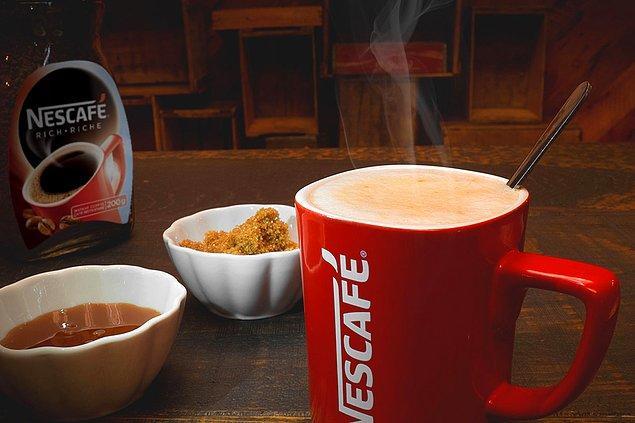 Nestle, hali hazırda Nescafe ve Nespresso ürünleri ile global pazarda büyük bir pazar payına sahip.