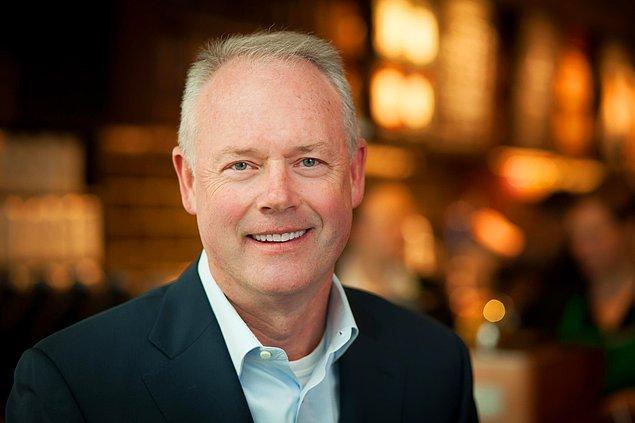 Starbucks CEO'su Kevin Johnson anlaşmadan memnun olduğunu belirtti.