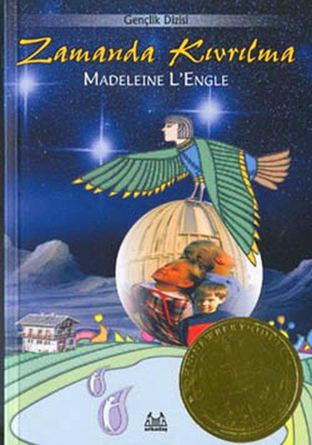 3. Zamanda Kıvrılma - Madeleine L'Engle