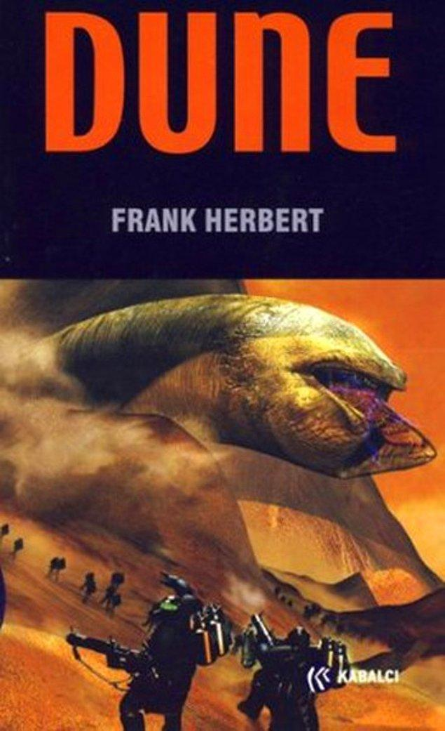 1. Dune - Frank Herbert