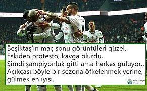 Kartal, Pes Etmedi! Beşiktaş - Kayserispor Maçının Ardından Yaşananlar ve Tepkiler