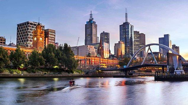 3. Melbourne