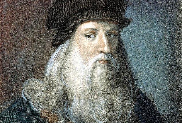 Rönesans döneminde yaşamış ve tüm dünyayı etkilemeyi başarmış İtalyan bir ressam.