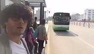 Çin'de Otobüse Binen İnsanları Troll'leyen Adanalı Genç